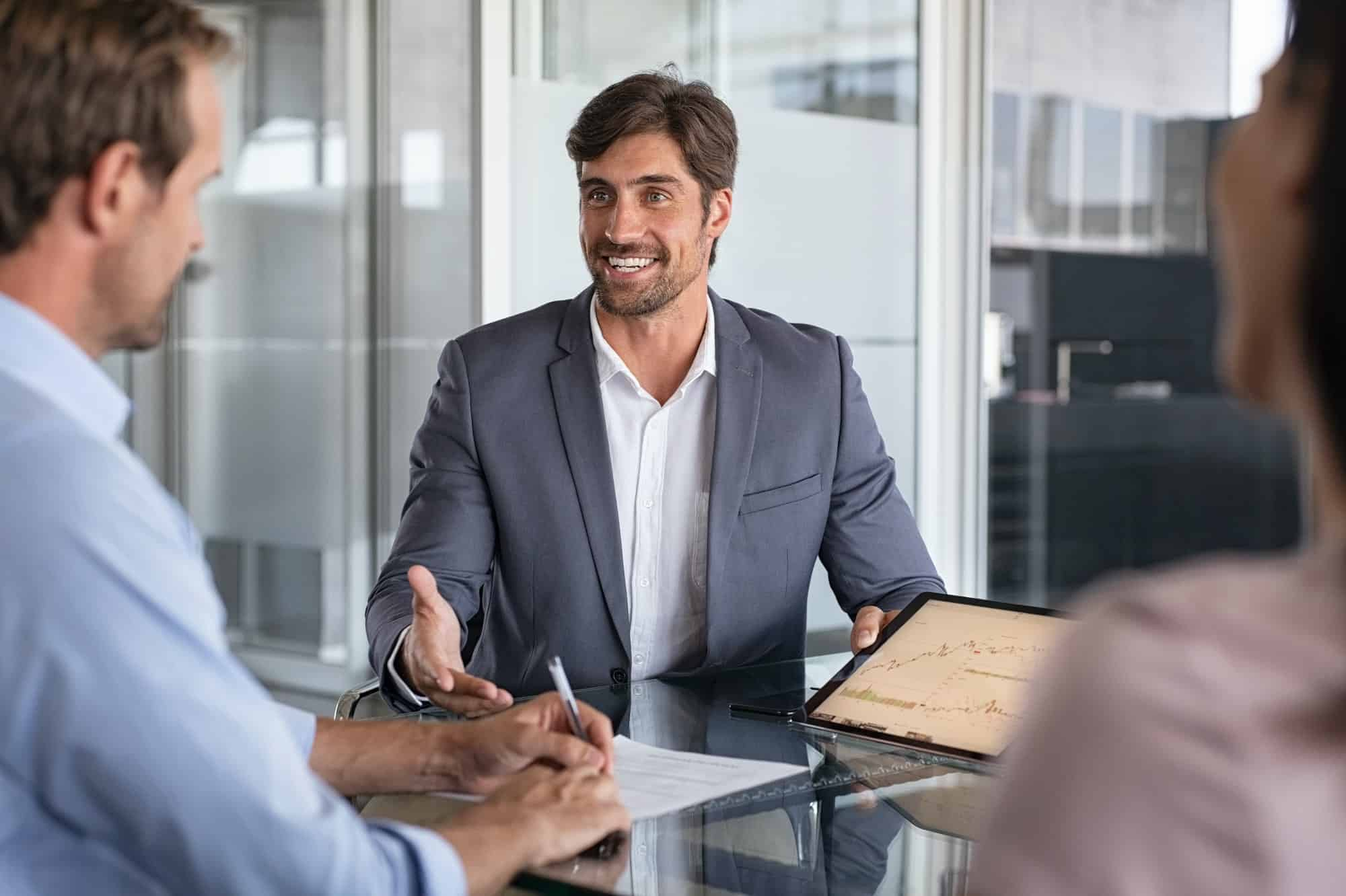 financial advisor consulting 1